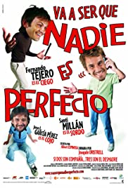 Nobody Is Perfect Poster