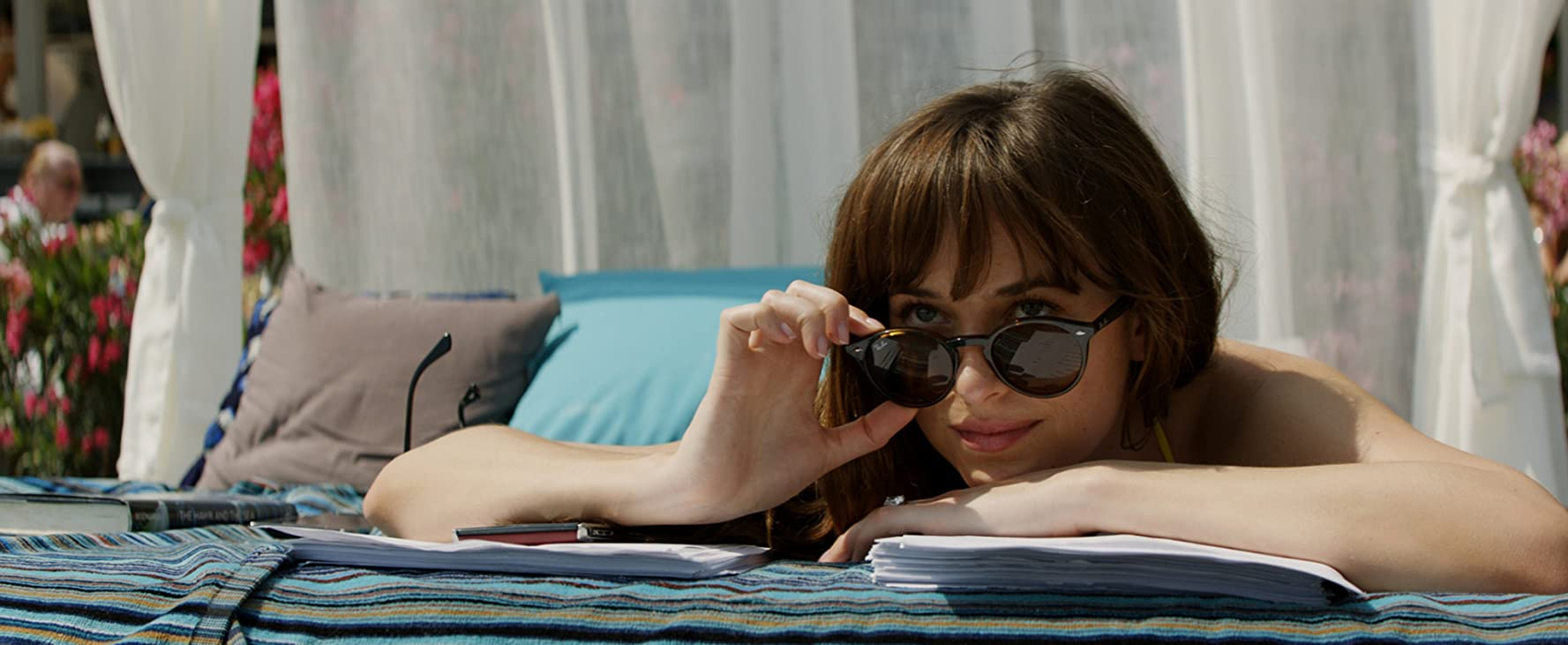Dakota Johnson in Fifty Shades Freed