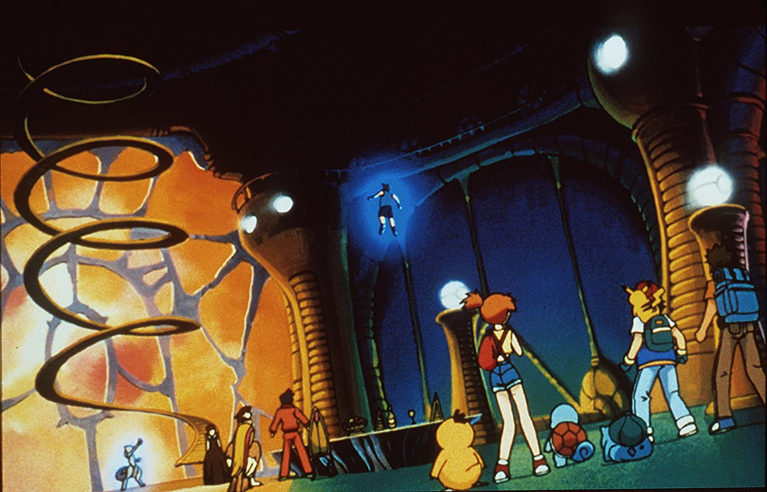 Pokemon The First Movie Mewtwo Strikes Back 1998