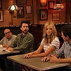 Danny DeVito, Charlie Day, Kaitlin Olson, and Glenn Howerton in It's Always Sunny in Philadelphia (2005)