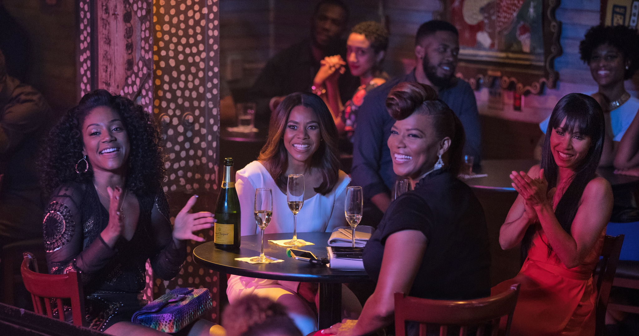 17. Girls Trip (2017): This movie has a wonderful cast, and a sequel would be fun.