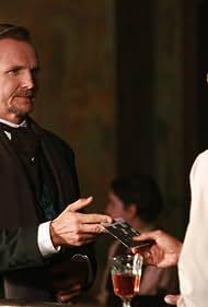 Sebastian Roché and Charles Michael Davis in The Originals (2013)