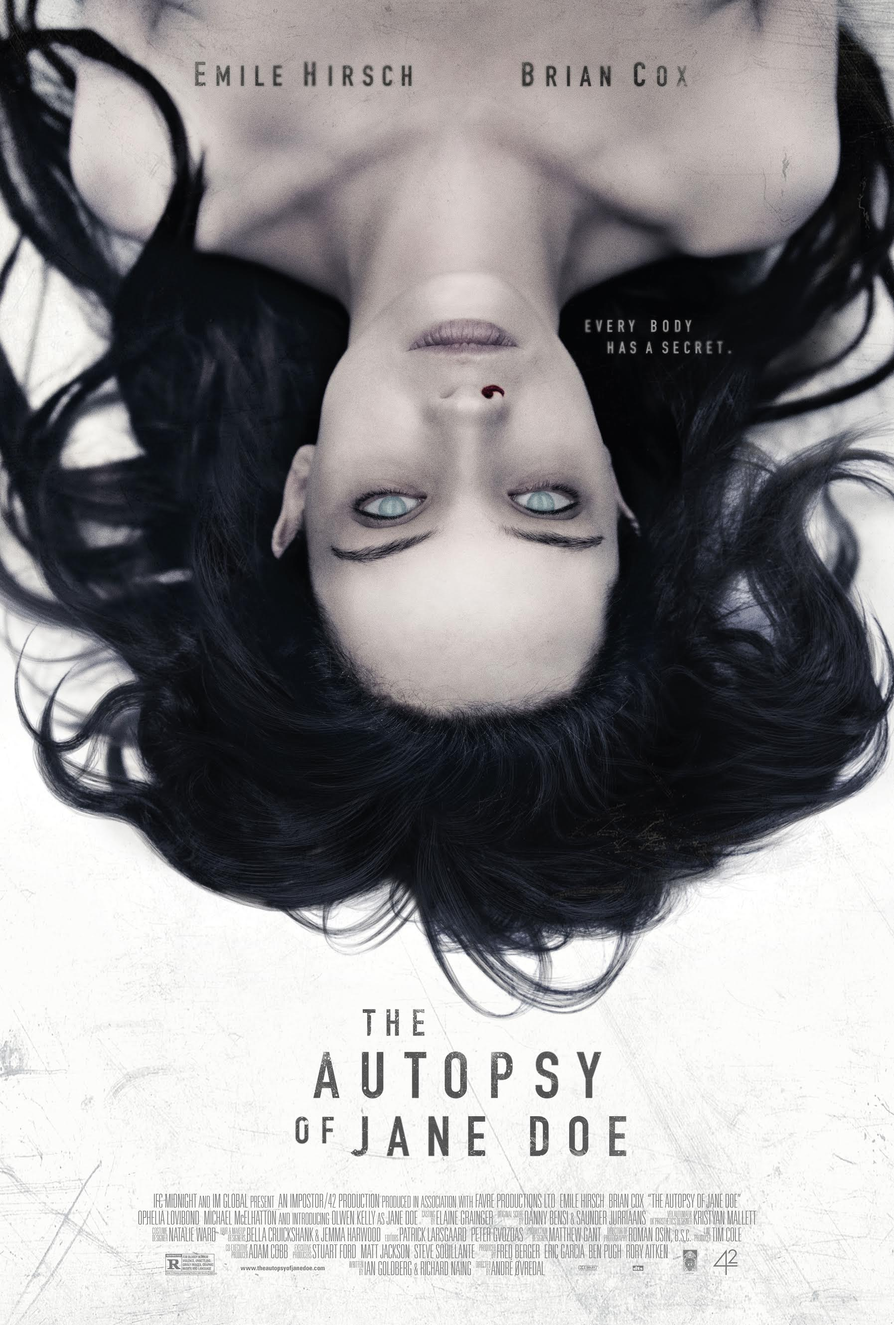 The Autopsy of Jane Doe (2016) - IMDb