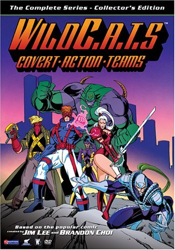 Wild C.A.T.S: Covert Action Teams