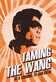 Taming the Wang Poster