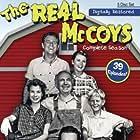 Walter Brennan, Richard Crenna, Tony Martinez, Kathleen Nolan, Lydia Reed, and Michael Winkelman in The Real McCoys (1957)