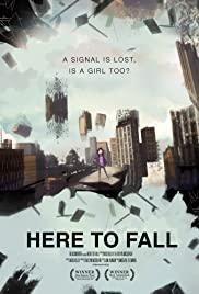 Here to Fall Poster