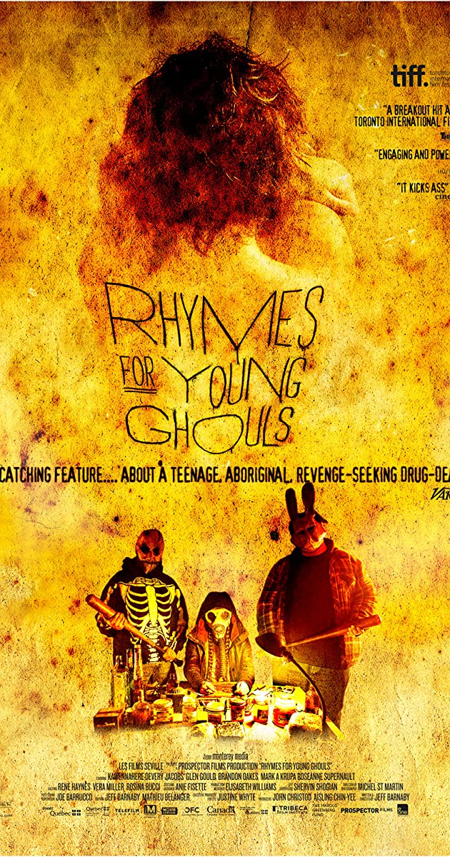 Subtitle of Rhymes for Young Ghouls