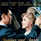 Laurence Harvey and Geraldine Page in Summer and Smoke (1961)