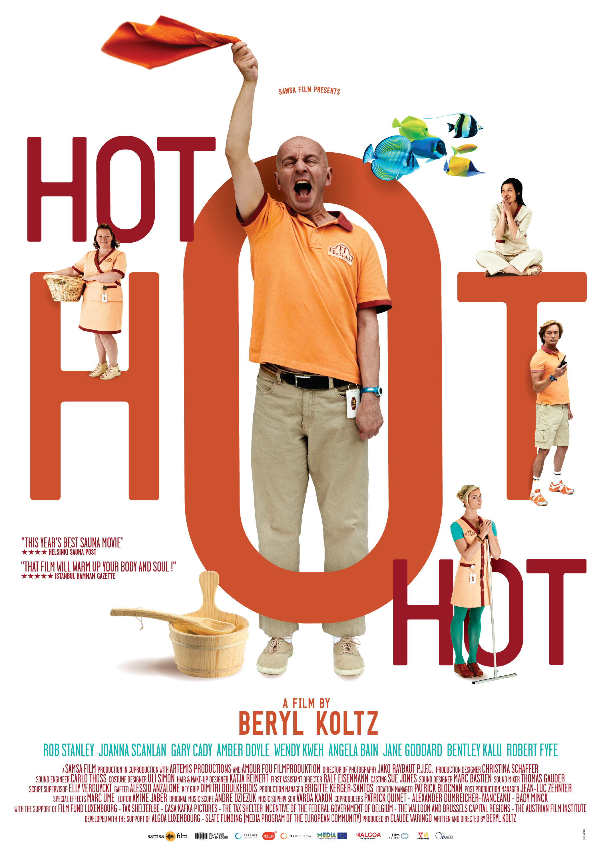 Agree, remarkable hot hot hot film