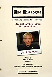 The Dialogue: An Interview with Screenwriter Ed Solomon Poster