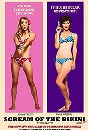 Scream of the Bikini Poster