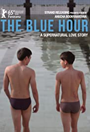 The Blue Hour Poster