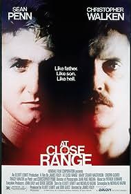 Sean Penn and Christopher Walken in At Close Range (1986)