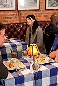 Edie Falco and Adam Ferrara in Nurse Jackie (2009)