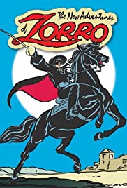 The New Adventures of Zorro Poster