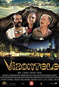 Demet Akbag, Yilmaz Erdogan, Altan Erkekli, and Cem Yilmaz in Vizontele (2001)