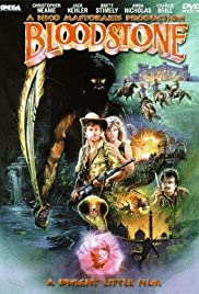 Bloodstone (1988) Poster - Movie Forum, Cast, Reviews