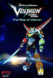 Voltron Legendary Defender Tv Series