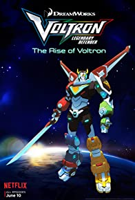 Primary photo for Voltron: Legendary Defender