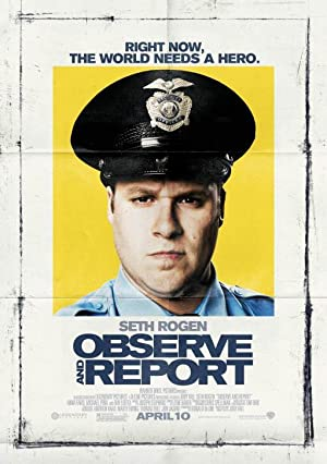 Watch Observe and Report Free Online