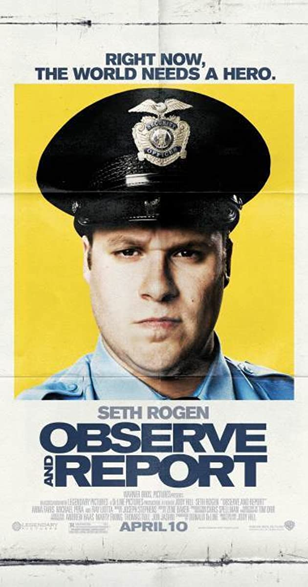 Subtitle of Observe and Report