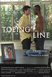 Toeing the Line Poster