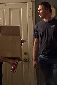 Ryan Kwanten and Jim Parrack in True Blood (2008)