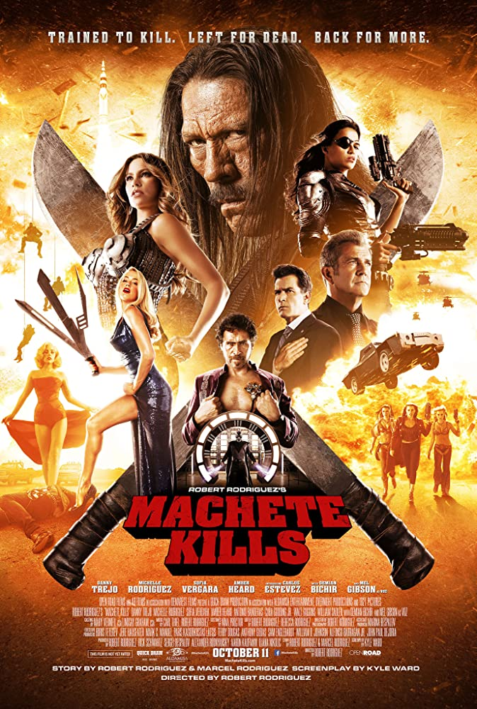 Machete Kills 2013 English 720p BluRay Full Movie 720p Download