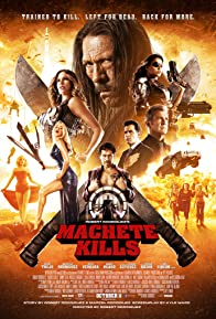 Primary photo for Machete Kills