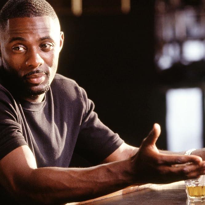 Idris Elba in The Wire (2002)