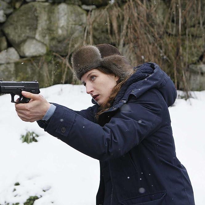 Julia Piaton in The Frozen Dead (2016)