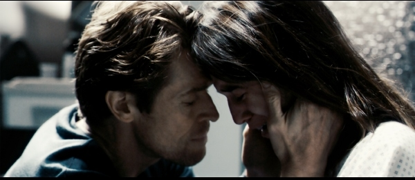 Willem Dafoe and Charlotte Gainsbourg in Antichrist (2009)