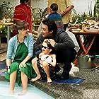 John Cusack, Amanda Peet, and Bobby Coleman in Martian Child (2007)
