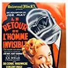 Nan Grey in The Invisible Man Returns (1940)