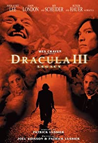 Primary photo for Dracula III: Legacy