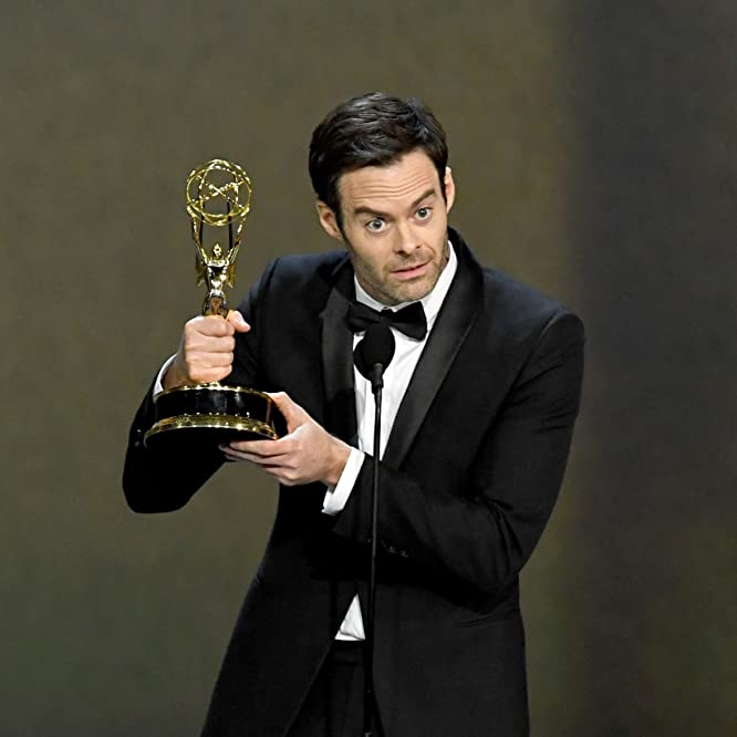 Bill Hader at an event for The 70th Primetime Emmy Awards (2018)