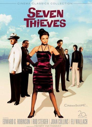 I sette ladri (1960) HD