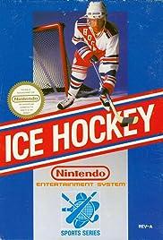 Ice Hockey Video Game 1988