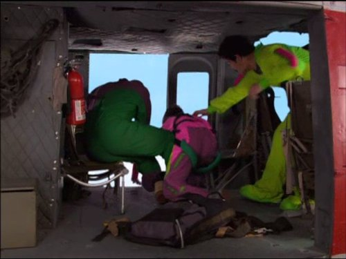 Drake y Josh 4×19 – Helicóptero