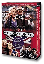 40 Years on Coronation Street Poster