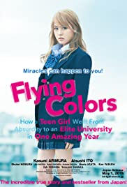 Flying Colors Poster