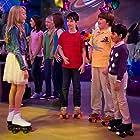 Zachary Gordon, Peyton List, Robert Capron, and Karan Brar in Diary of a Wimpy Kid: Rodrick Rules (2011)
