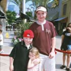 Spencer Breslin and Abigail Breslin at an event for The Kid (2000)