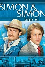 Gerald McRaney and Jameson Parker in Simon & Simon (1981)