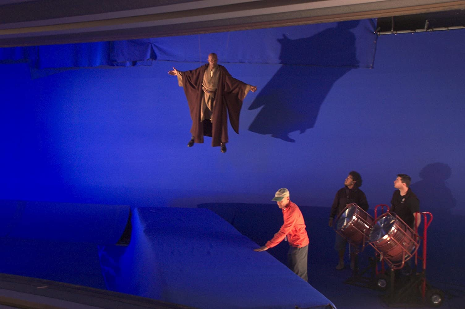 Samuel L. Jackson in Star Wars: Episode III - Revenge of the Sith (2005)