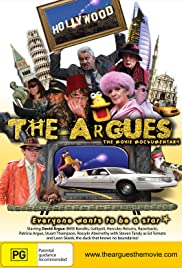 The Argues: The Movie Poster