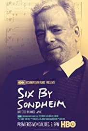 Six by Sondheim (2013) Poster - Movie Forum, Cast, Reviews