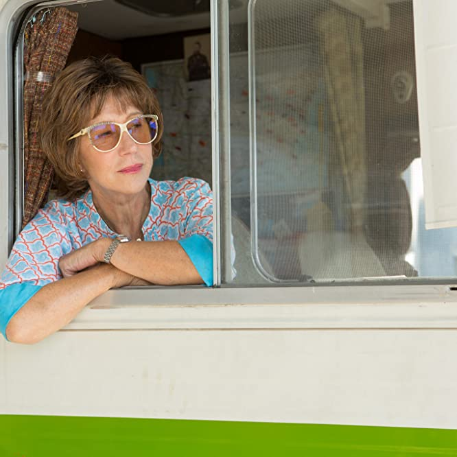 Helen Mirren in The Leisure Seeker (2017)