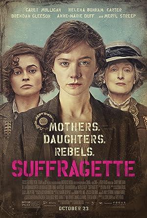 Where to stream Suffragette
